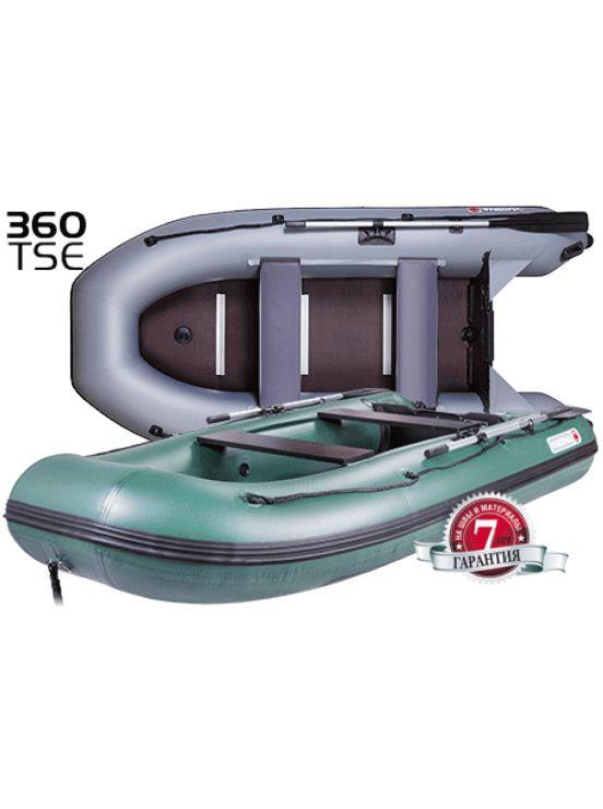 Лодка надувная YUKONA ПВХ 360TSE