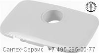 GB19299U1931 Крышка бачка  под круглую кнопку слива унитаза Gustavsberg Basic