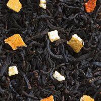Северная пальмира - черный чай с добавками