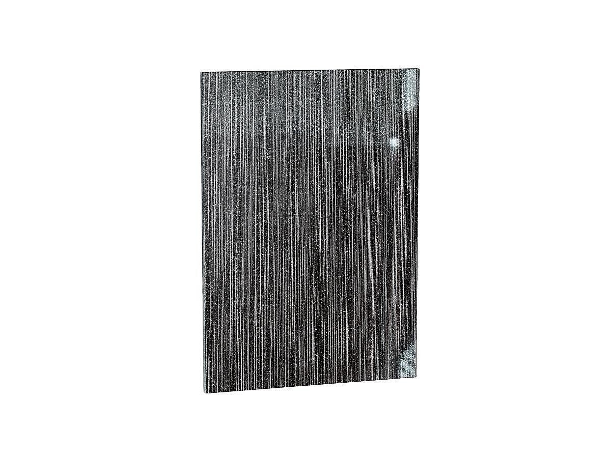 Фасад боковой Валерия Ф94 (чёрный металлик дождь)