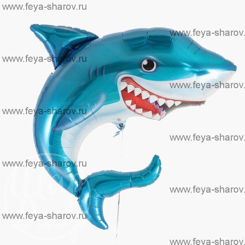 Шар акула 91 см