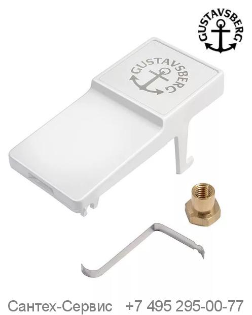 GB1929900278 Кнопка слива крышки бачка для унитаза Gustavsberg Basic и Nordic 390