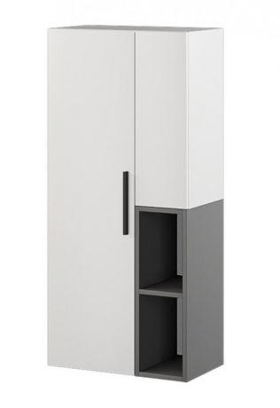 Шкаф - пенал настенный Альберо