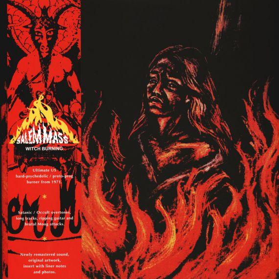 Salem Mass - Witch Burning 1971 (2021) LP