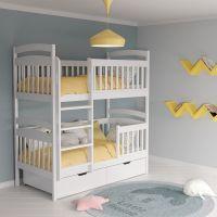 Кровать двухъярусная Малинка