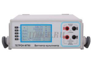 ТЕТРОН-МТ90 Ваттметр-мультиметр цифровой 1000 В, 20 А, 20 кВт
