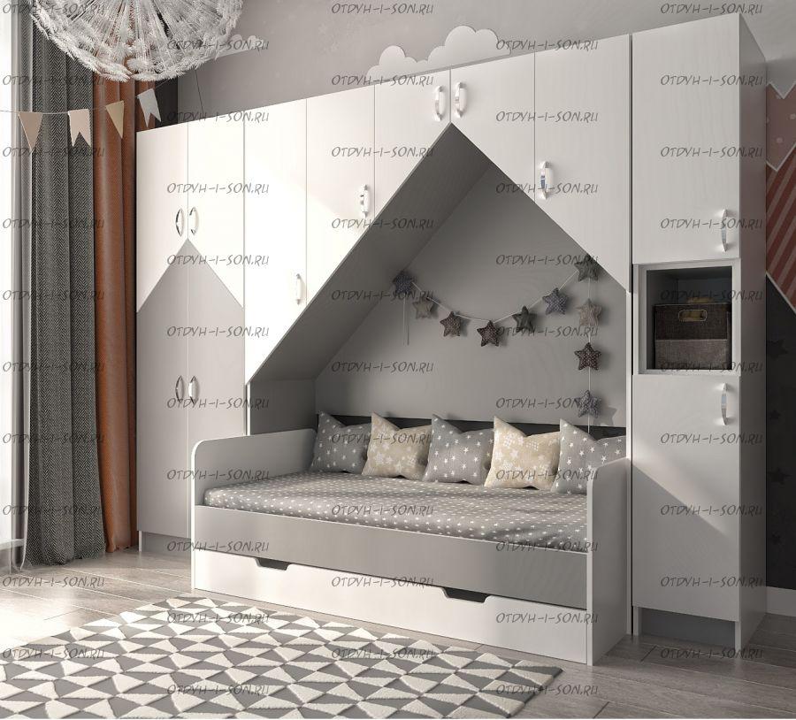 Детская комната Нордик 1