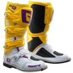 Gaerne SG-12 Limited Edition White/Gold/Purple