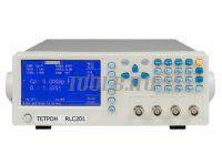 ТЕТРОН-RLC201 Измеритель иммитанса 200 кГц