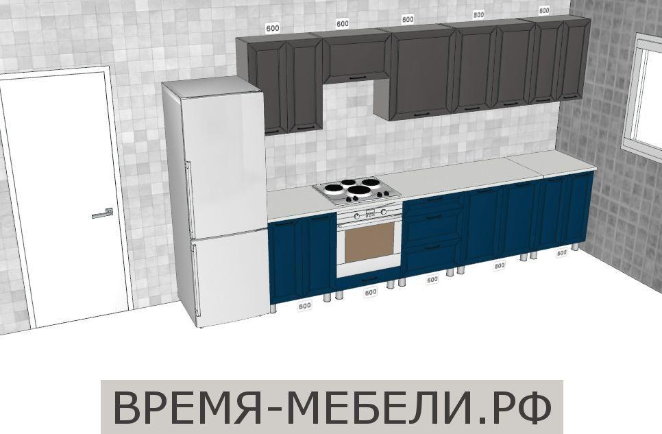 Кухня Вектор 3200 мм