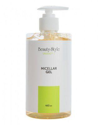 Мицеллярный очищающий гель для жирной и смешанной кожи UNIMATT + Beauty Style (Бьюти Стайл) 460 мл