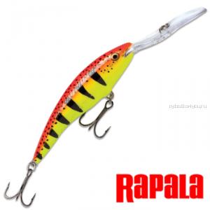 Воблер RapaIa Tail Dancer Deep 110мм / 22 гр /Заглубление: 0 - 9 м /  цвет: TDD11-HT