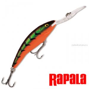Воблер RapaIa Tail Dancer Deep 110мм / 22 гр /Заглубление: 0 - 9 м /  цвет: TDD11-RDT