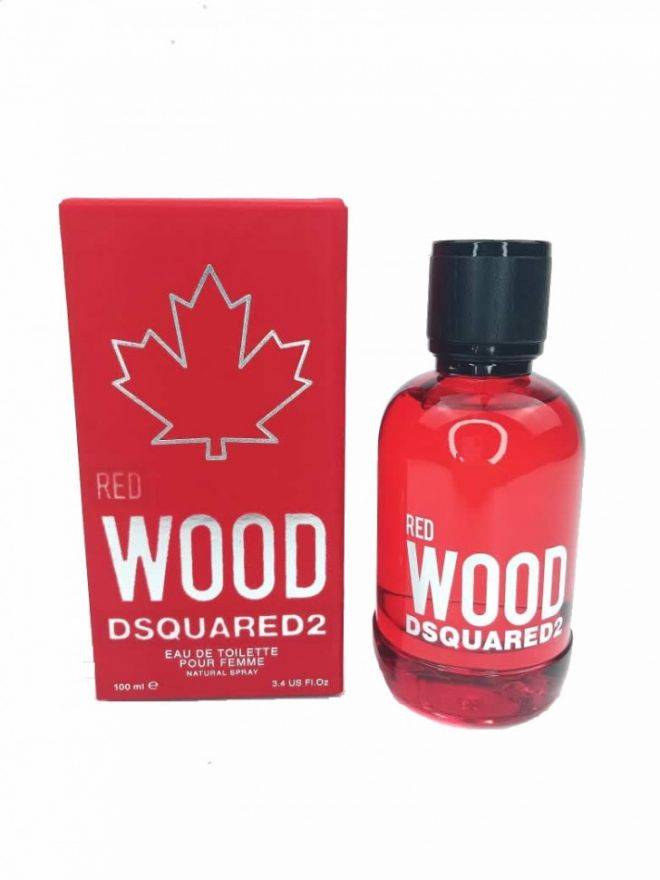 DSQUARED2 Red Wood Pour Femme, 100 мл (EURO)