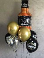 Фонтан из шаров Оскорбительный Виски
