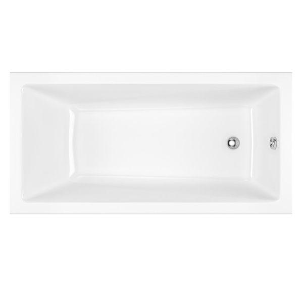 Акриловая ванна Excellent Wave Slim 150x70 без гидромассажа ФОТО