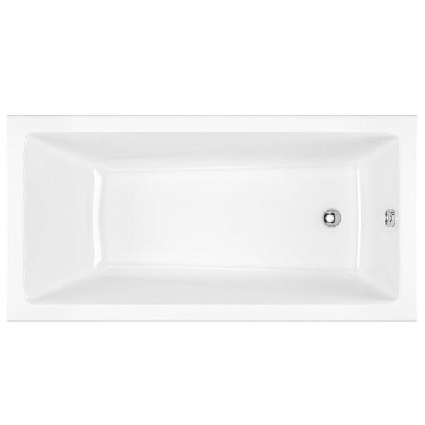 Акриловая ванна Excellent Wave 150x70 без гидромассажа ФОТО