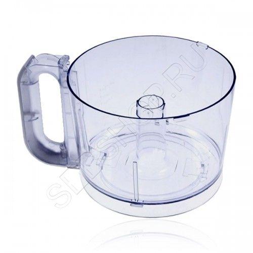 Чаша основная для кухонного комбайна Мулинекс (Moulinex) MASTERCHEF 800, VITACOMPACT. Артикул MS-5A02451