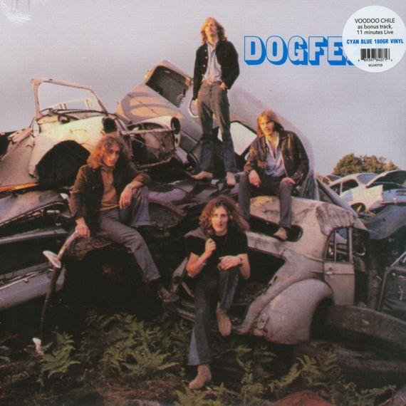 Dogfeet - Dogfeet 1970 (2020) LP
