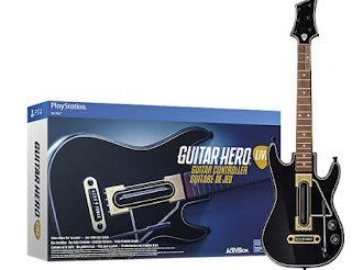 Guitar Hero Live (Гитара) (PS4)
