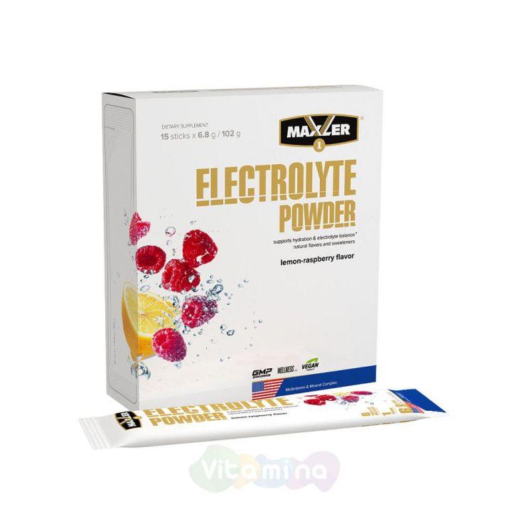 Maxler Электролитный порошок Electrolyte Powder, 15 саше