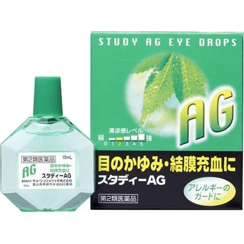 Капли Kyorin Study AG