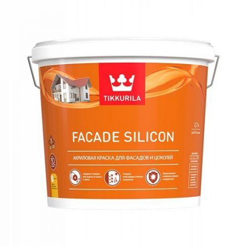Tikkurila Facade Silicon