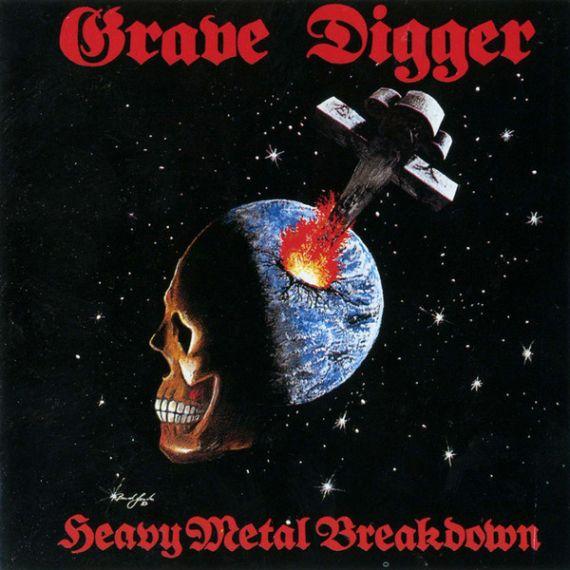 Grave Digger - Heavy Metal Breakdown 1984/2018 2LP