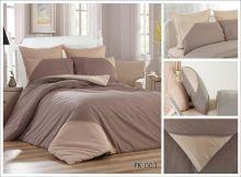 Комплект постельного белья Перкаль с кружевом  1.5-спальный  Арт.PK-003-1