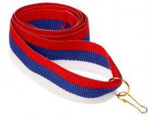 Лента для медали триколор Россия