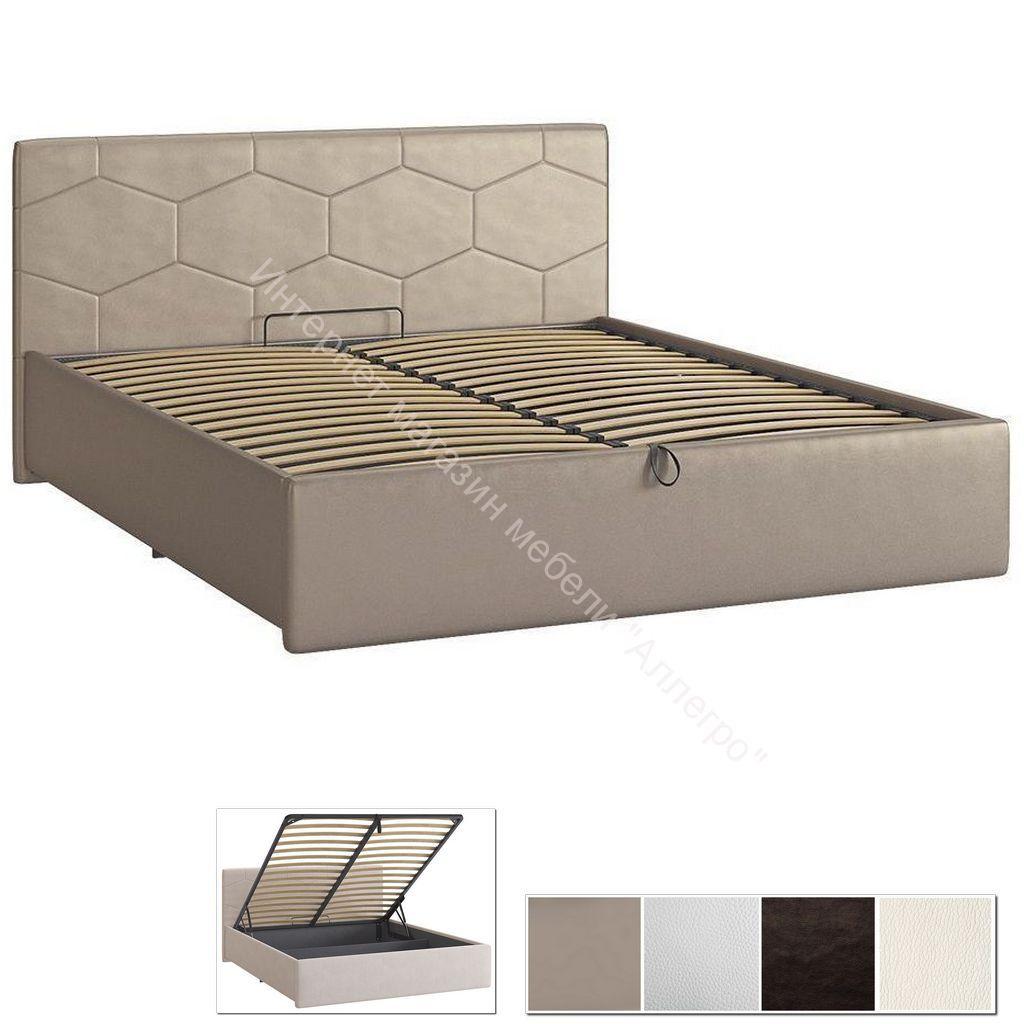 Кровать 1.6 Квантум с подъем. механизмом