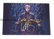 Автограф: Лина Хиди. Игра престолов / Game of Thrones