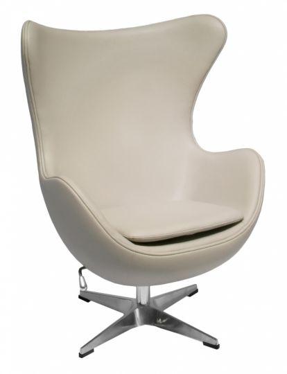 Кресло EGG CHAIR латте