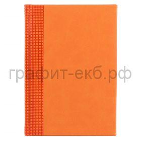 Ежедневник датир.А5 Portobello Velvet апельсин 22022.431