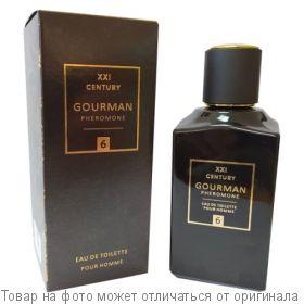 GOURMAN № 6 с ферамонами.Туалетная вода 100мл (муж), шт