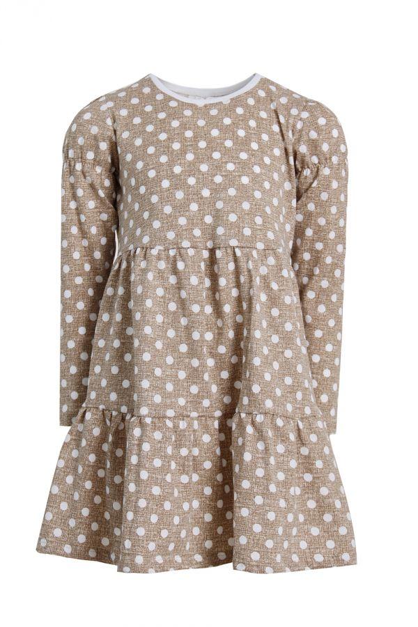 Платье Манон детское [коричневый]