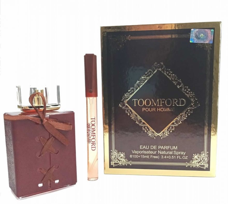 Toomford Pour Homme, 100+15 мл