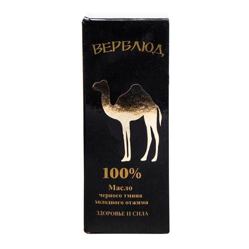 """Масло черного тмина """"Верблюд"""" 125мл"""
