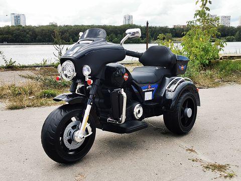 Детский трицикл Moto Harley Davidson YBD7173