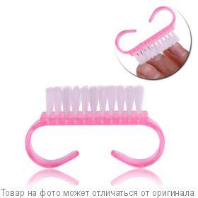 NICEview Щеточка для чистки ногтей (5*1,5см) № 0306, шт