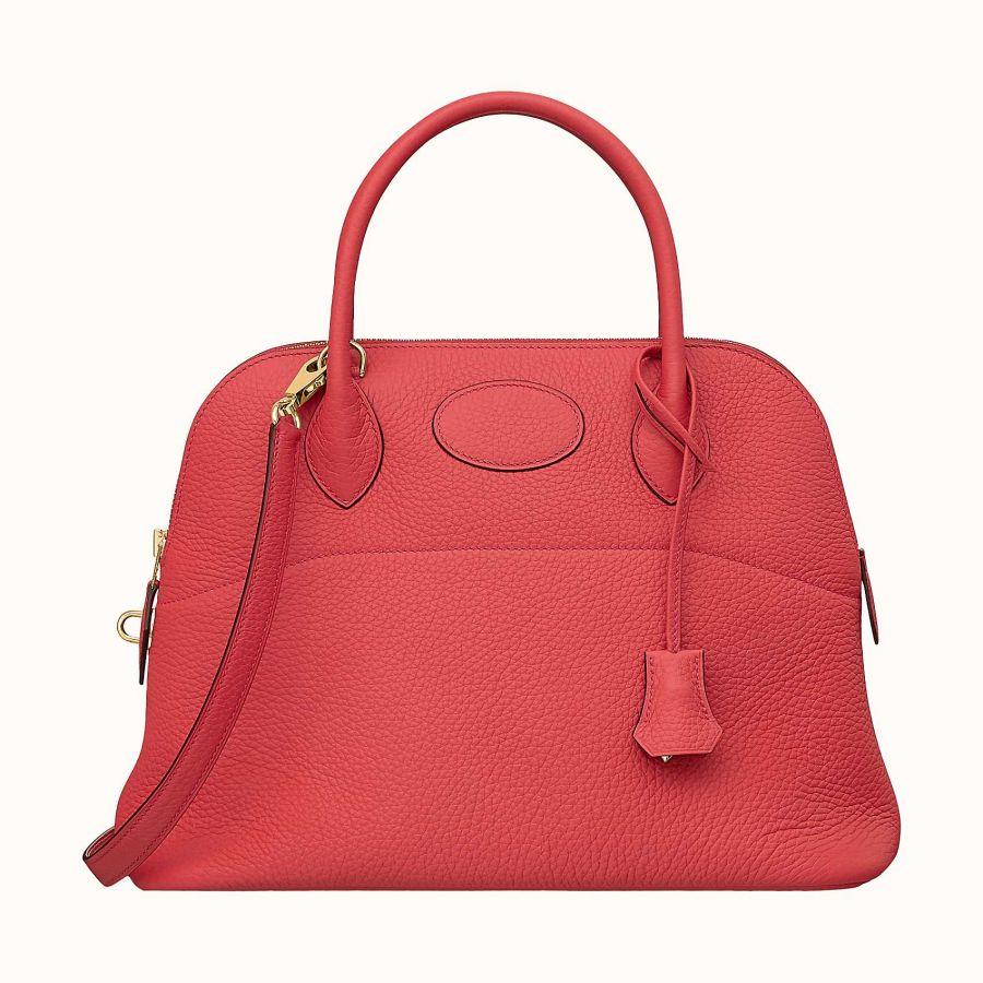 Сумка Hermes Bolide 31 bag (Bougainvillier)