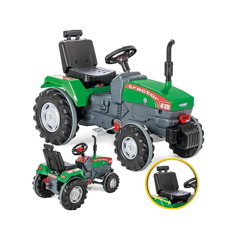 Педальный трактор Farmer ClassicTrac 28392