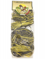 Паста клубок желто-черная 250 г , Le Matasse gialle e nere Pastificio Curti 250 gr.