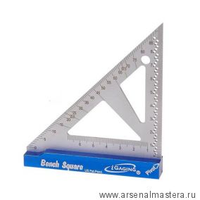 Угольник c подошвой IGaging Bench Square 100 мм / 4' М00018796 IG 36-BS-04