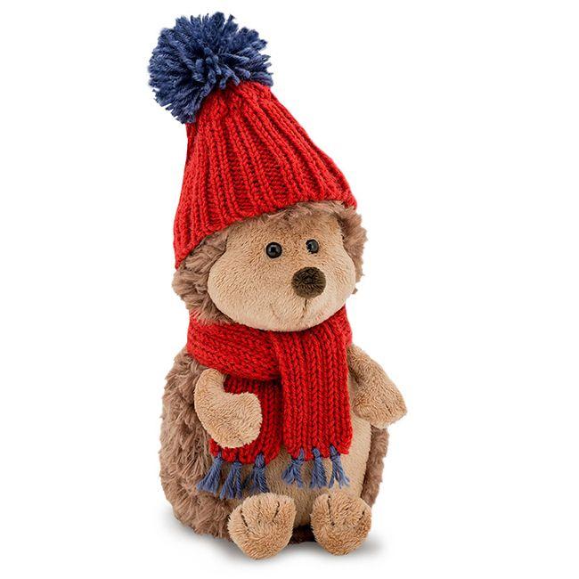 Ежик Колюнчик в красной шапке