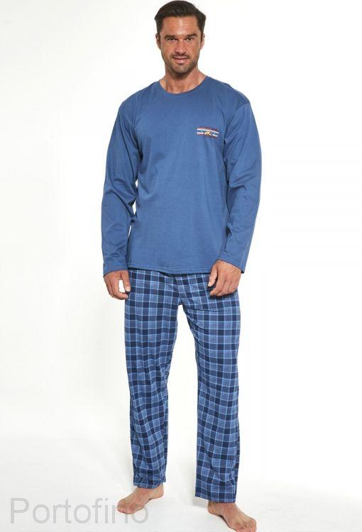 124-179 Пижама мужская Cornette