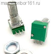 Потенциометр RK097N  20 kOm