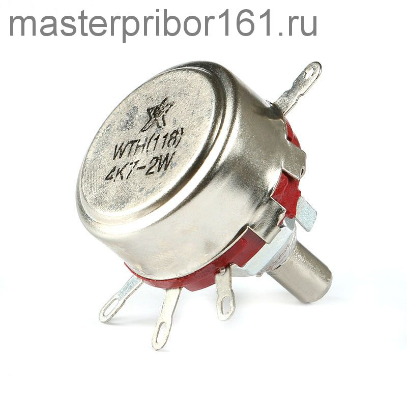 Потенциометр  WTH118   1.0 кОм