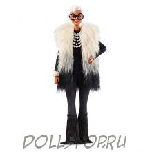 Коллекционная кукла Барби от Айрис Апфель - Barbie Styled by Iris Apfel Doll #1 2018