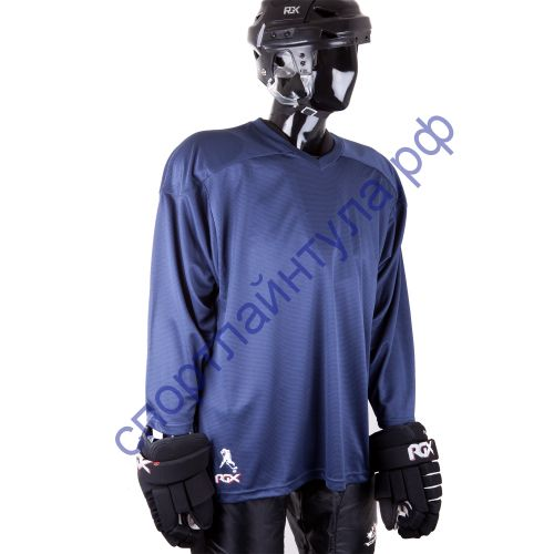 Джемпер хоккейный HS-07 navy Junior